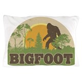 Bigfoot Pillow Cases