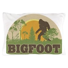 Bigfoot Pillow Case