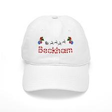 Beckham, Christmas Baseball Cap