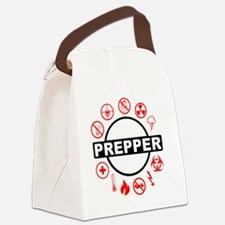 prepper Canvas Lunch Bag