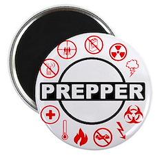 prepper Magnet