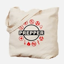 prepper Tote Bag