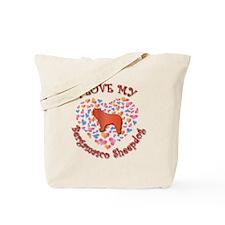 Love Bergamasco Tote Bag