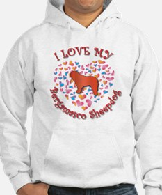 Love Bergamasco Jumper Hoody