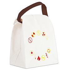 prepper Canvas Lunch Bag