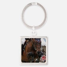 D1392-047cropart Square Keychain