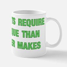 My lug nuts Require More Torque Mug
