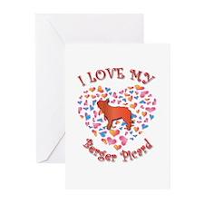 Love Berger Greeting Cards (Pk of 10)