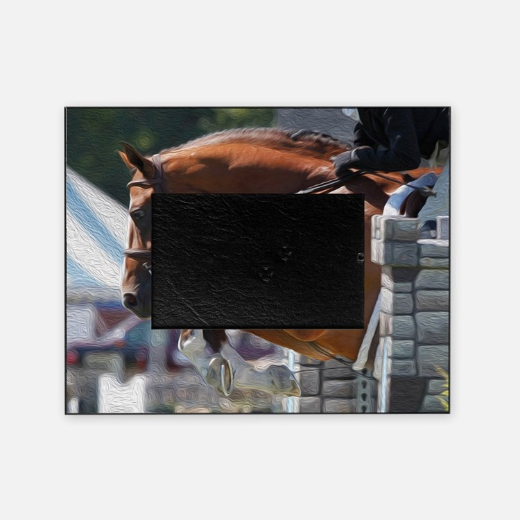 Over Fences D1389-013 Picture Frame