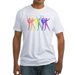 Dancers Fitted T-Shirt