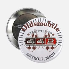 "Olds 442 2.25"" Button"