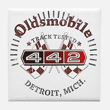 Olds 442 Tile Coaster