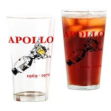 Apollo 1969-1972 Drinking Glass