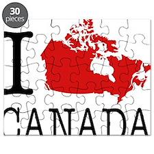 I Love Canada 1 Puzzle