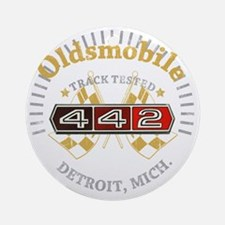 Olds 442 Round Ornament