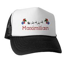 Maximilian, Christmas Trucker Hat
