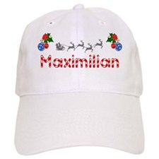 Maximilian, Christmas Baseball Cap