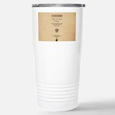 Folio-MuchAdoAboutNothi Stainless Steel Travel Mug