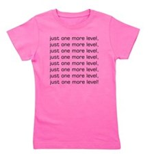One More Level Tee Girl's Tee