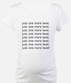 One More Level Tee Shirt