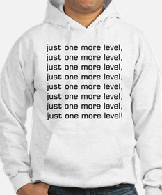 One More Level Tee Hoodie