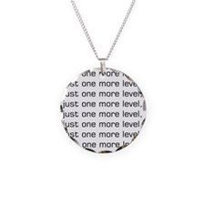 One More Level Tee Necklace