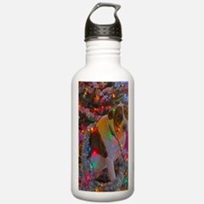 Merry Christmas Mixed  Water Bottle