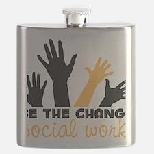 BeThe Change Flask
