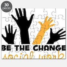 BeThe Change Puzzle