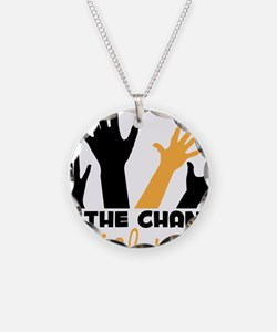 BeThe Change Necklace