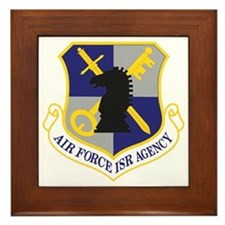USAF ISR Agency Framed Tile