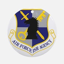USAF ISR Agency Round Ornament