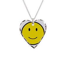 Happy Face Smiley Necklace