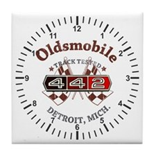 Olds 442 Tile Coaster