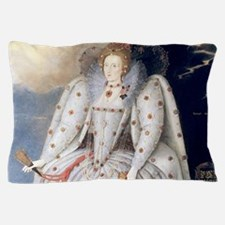 Elizabeth I Pillow Case