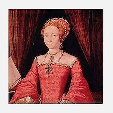 Elizabeth I Tile Coaster