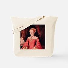 Elizabeth I Tote Bag