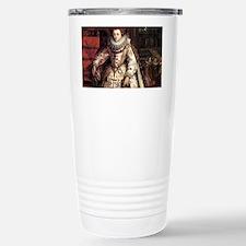 Elizabeth I Stainless Steel Travel Mug