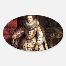 Elizabeth I Decal