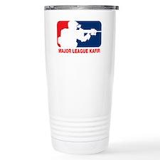 Major League Kafir Travel Mug