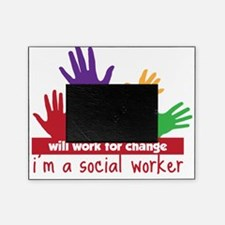 Work For  Change Picture Frame