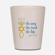 John 14:6 Shot Glass