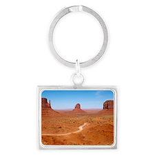 Monument Valley Landscape Keychain