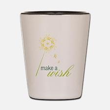 Make A Wish Shot Glass