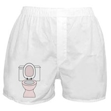 Potty Boxer Shorts