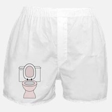 Potty Boxer Shorts