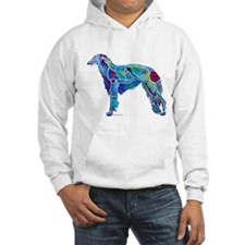 BR-NC Emily Borzoi Products Hoodie