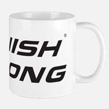 Finish Strong Classic Logo Mug