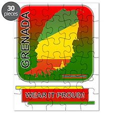 Grenada Wear It Proud Puzzle