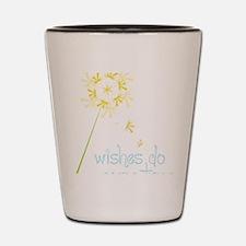 Wishes Shot Glass